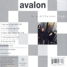Avalon - In A Different Light (CD)