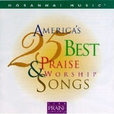 Americas 25 Best Praise &Worship Songs 1 (CD)