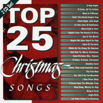 Top 25 Christmas Songs (2CD) 마라나타