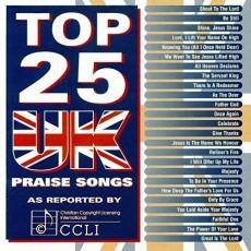 TOP 25 U.K Praise Songs