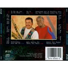 재즈로 만나는 워십 연주 - Justo Almario & Abraham Laboriel (CD)