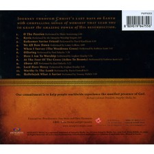 His Passion [A Worshipful Journey to the Resurrection] (CD)