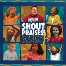 어린이와 함께하는 라이브 워십 4 [Shout Praises! Kids Vol. 4] (CD)
