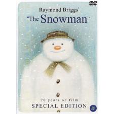 스노우맨 DVD 20주년 특별판 (DVD)