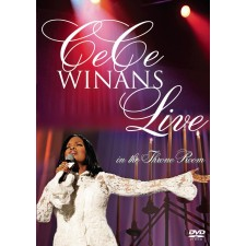 Cece Winans - Live in the Throne Room (DVD)