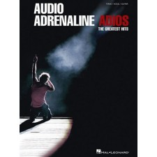 Audio Adrenaline - Adios: The Greatest Hits (Songbook)