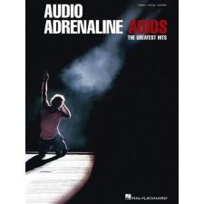 Audio Adrenaline - Adios: The Greatest Hits (Songbook)