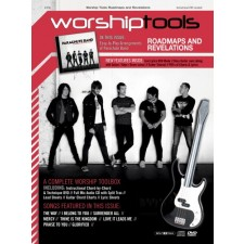 워십 밴드 레슨 Parachute Band - Roadmaps and Revelations (DVD & Songbook)