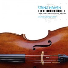 The Kings Chamber Orchestra ‎– String Heaven : Live Improvised String Worship (CD)