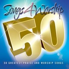 [이벤트30%]Songs 4 Worship - 50 (3CD)