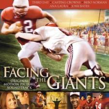 영화 '믿음의 승부' Facing The Giants OST (CD)