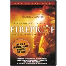 영화 '파이어 프루프 (사랑의 도전)' (DVD) [재발매]