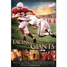 영화 '믿음의 승부' DVD