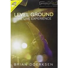 Brian Doerksen - Level Ground (수입DVD)