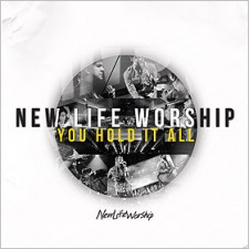 [BW50]New Life Worship - You hold it all (CD)