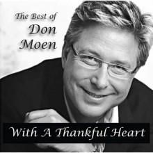 Don Moen BEST - With a Thankful Heart (CD)