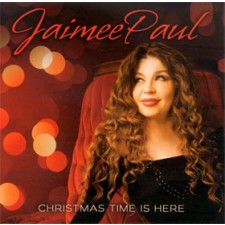 Jaimee Paul - Christmas Time Is Here (CD)