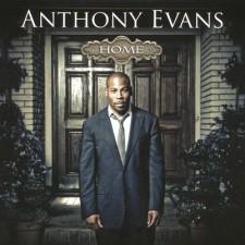 Anthony Evans - HOME (CD)