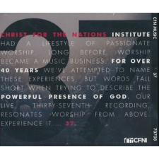 Christ for the Nations - 37 (CD/DVD)