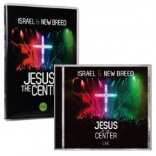 Israel Houghton - Jesus At The Centre (CD/DVD)