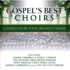 Gospel's Best Choirs (Green) (CD)