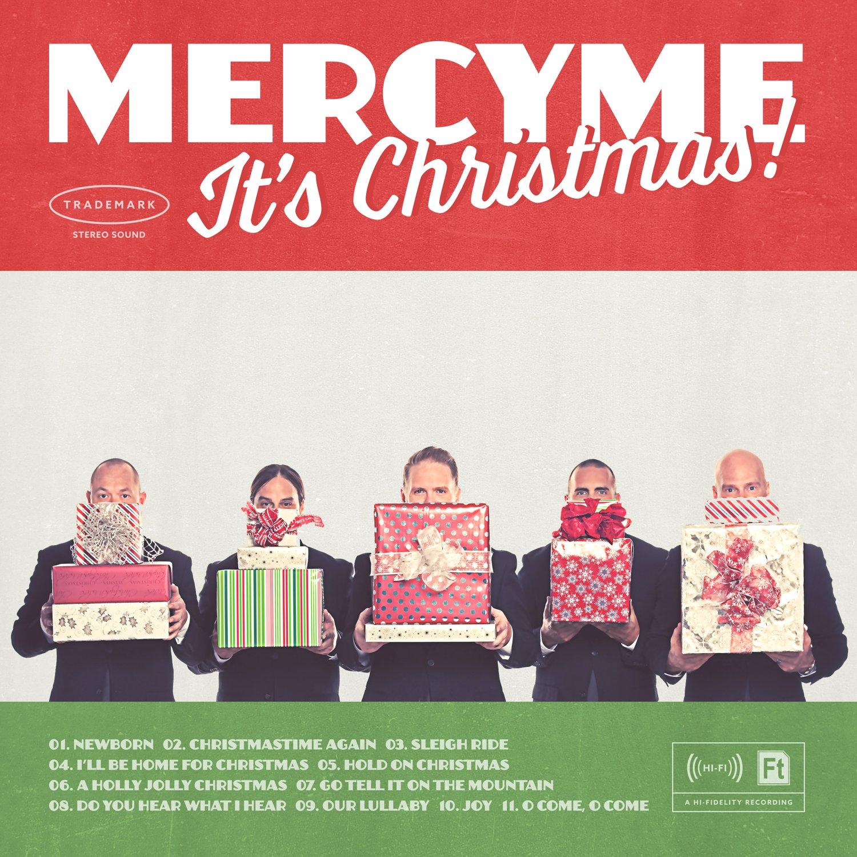 MercyMe - It's Christmas! (CD)