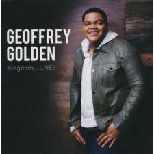 Geoffrey Golden - Kingdom...LIVE (CD)