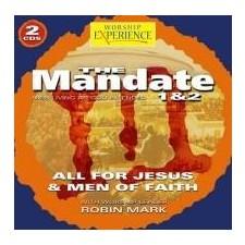 The Mandate - All for Jesus/Men of Faith (2CD)