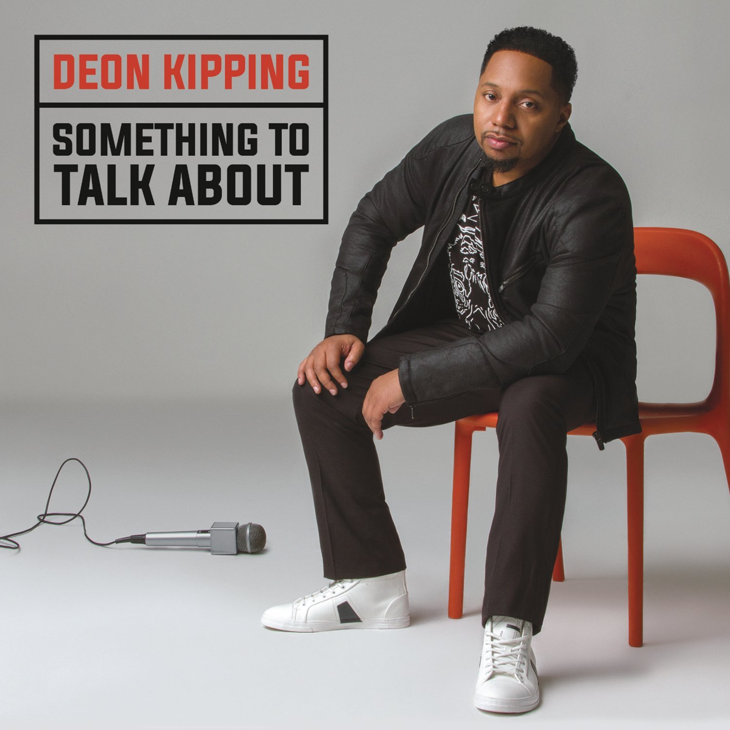 Deon Kipping - Something To Talk About (CD)