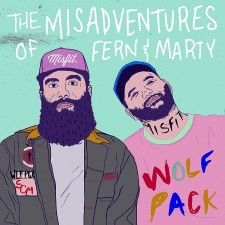 Social Club Misfits - The Misadventures of Fern & Marty (CD)