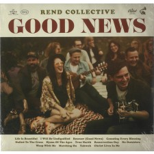 [이벤트20%]Rend Collective - Good News (수입2LP)