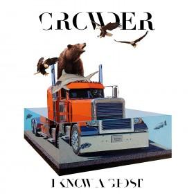 [이벤트30%]Crowder - I Know A Ghost (수입CD)