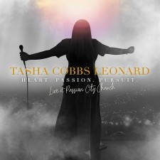 Tasha Cobbs Leonard - Heart. Passion. Pursuit. [LIVE] (수입CD)