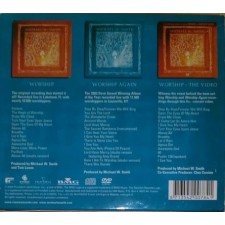 Michael W. Smith - Worship Box Set (2CD+1DVD)(수입)