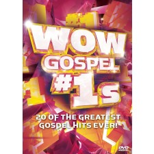WOW Gospel #1s (DVD)(수입)