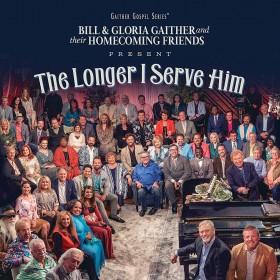 [이벤트30%]Bill & Gloria Gaither - The Longer I Serve Him (수입CD)