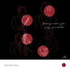 정은주 재즈 퀄텟 - Certainty(확신) (정규) (음원)