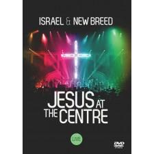 [이벤트30%]Israel Houghton & New Breed - Jesus At The Centre Live (DVD)