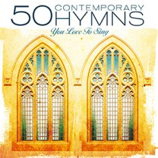50 Contemporary Hymns (CD)