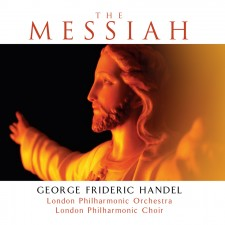 London Philharmonic Orchestra & Choir - The Messiah (Platinum Edition) (CD)