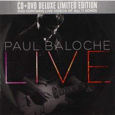 Paul Baloche - Live [Deluxe Edition] (CD+DVD)