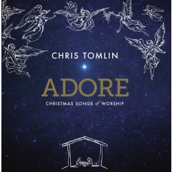 [이달의 아티스트]Chris Tomlin - Adore Christmas Songs Of Worship (CD)