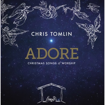 Chris Tomlin - Adore Christmas Songs Of Worship (CD)