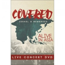 Israel & NewBreed - Covered Alive in Asia (DVD)