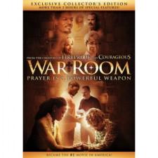 영화 'War Room' [한글자막] (수입DVD)