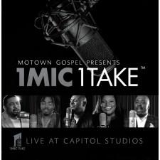 Motown Gospel Presents - 1 Mic 1 Take (CD)