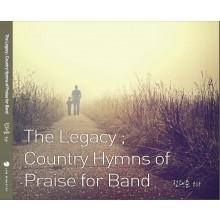 전태준 1st - The Legacy, Country Hymns of Praise for Band (CD)