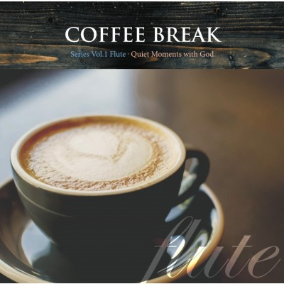 [이벤트]Coffee Break - Flute (Quiet Moments with God) (CD)