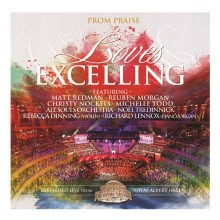 All Souls Orchestra - Loves Excelling Prom Praise (CD)