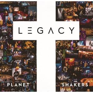 [이벤트30%]Planetshakers - Legacy (CD+DVD)